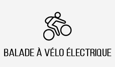 activité incentive team building balade en vélo à assistance électrique