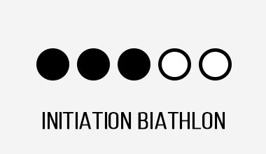 activité convention incentive offsite initiation biathlon avec des biathlètes pro