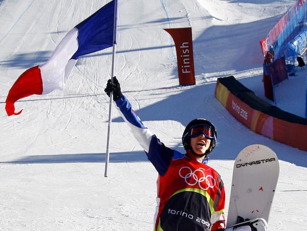 Paul Henry Delerue snowboarder médaillé olympique conférencier