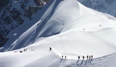 activité séminaire offsite leadership cohésion rando glaciaire