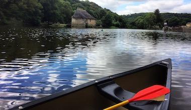 activité séminaire offsite descente en canoe ardèche gorge du verdon