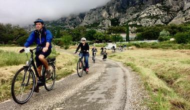 activité séminaire offsite balade en vélo à assistance électrique