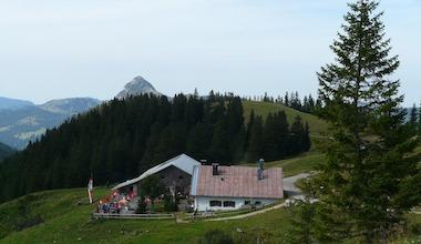 séjour offsite incentive diner en restaurant d'altitude dans les alpes